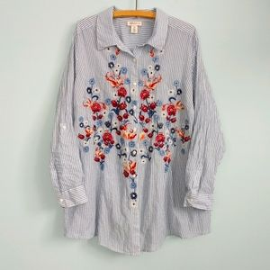 Style & Co | button up shirt